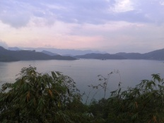 Sun Moon Lake, Kuil Wenwu