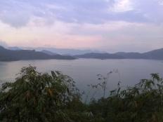 Sun Moon Lake, Kuil Wenwu