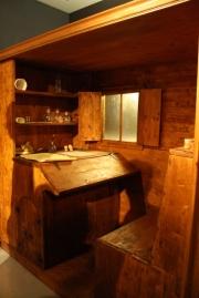 replika ruang kerja michelangelo